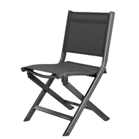 Kettler Aluminum Folding Deck Chair