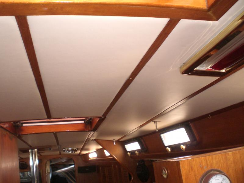 Boat Headliner Panels