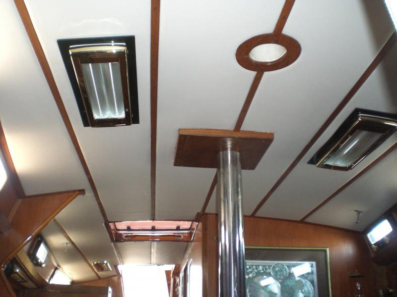 Yacht Headliner Panels
